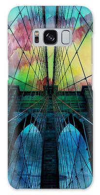 Brooklyn Bridge Galaxy S8 Cases