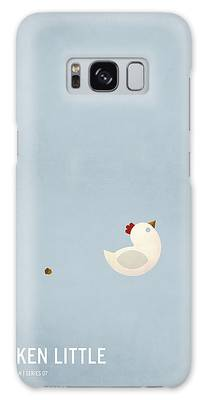 Chicken Galaxy S8 Cases
