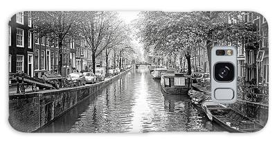 Galaxy Case featuring the photograph City Of Canals by Ryan Wyckoff