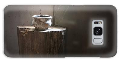 Clay Pot Galaxy Case