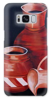 Clay Pots Galaxy Case