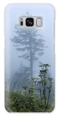 Clingman's Fog II Galaxy Case
