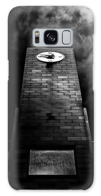Galaxy Case featuring the photograph Clock Tower No 110 Davenport Rd Toronto Canada by Brian Carson