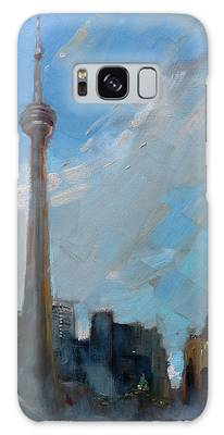 Cn Tower Galaxy Cases