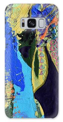 Coat Of Many Colors Galaxy Case