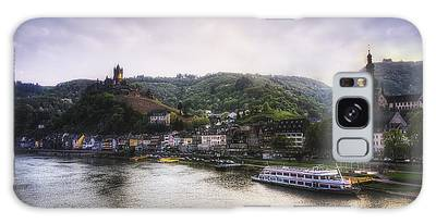Galaxy Case featuring the photograph Cochem by Ryan Wyckoff
