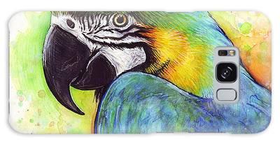 Macaw Galaxy Cases