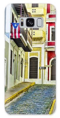 Puerto Rico Galaxy Cases