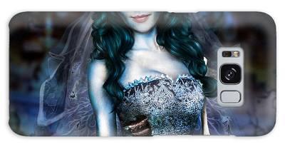 Corpse Bride Galaxy Case