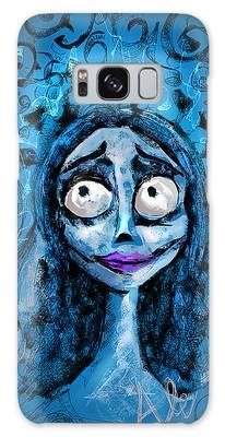 Corpse Bride Phone Sketch Galaxy Case