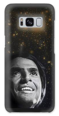 Agnostic Paintings Galaxy Cases