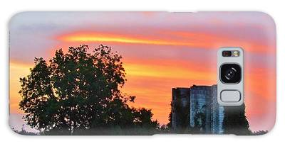 Galaxy Case featuring the photograph Country Sky by Cynthia Guinn