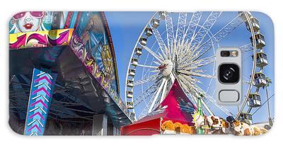 County Fair Fun 1 Galaxy Case