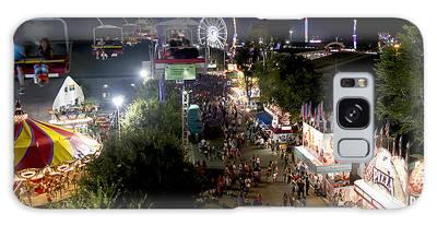 County Fair Fun 2 Galaxy Case