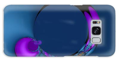 Crescent Moons Galaxy Case