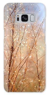 Dewdrop Morning Galaxy Case