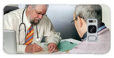 Designs Similar to Doctor And Patient Consultation