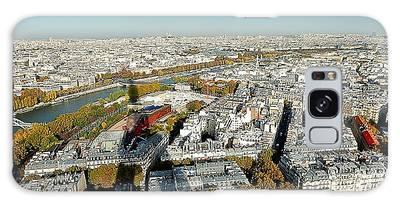 Eiffel 558 Galaxy Case