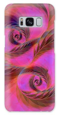 Feathers In The Wind Galaxy Case