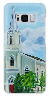 Fredericksburg Baptist Church Galaxy Cases