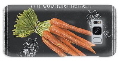 Carrots Galaxy Cases