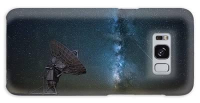 Astro Photographs Galaxy Cases