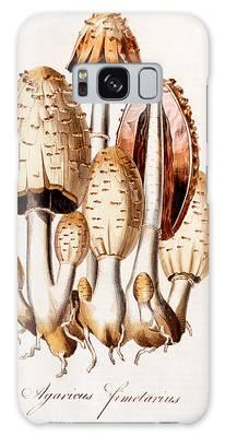 Mushroom Galaxy S8 Cases