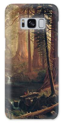 Giant Redwood Trees Of California Galaxy Case