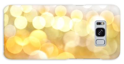 Gold On The Ceiling Galaxy Case