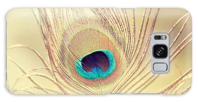 Feather Photographs Galaxy Cases