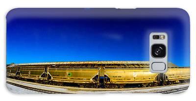 Golden Railcars Galaxy Case