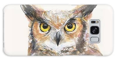 Owl Galaxy Cases