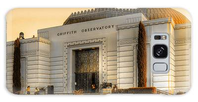 Griffith Observatory - Mike Hope Galaxy Case