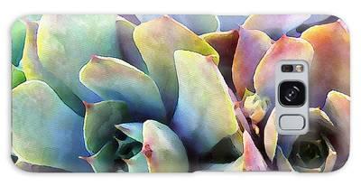 Desert Flora Galaxy Cases