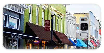 Historic Downtown Apex Galaxy Case