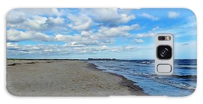 Galaxy Case featuring the photograph Holden Beach Nc by Cynthia Guinn