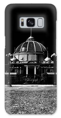Galaxy Case featuring the photograph Horticultural Building Exhibition Place Toronto Canada by Brian Carson