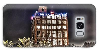 Imperial Sugar Mill Galaxy Case