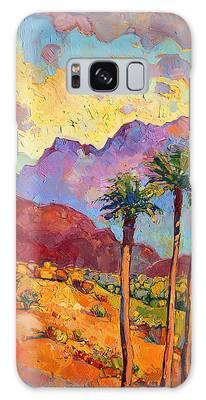 Impressionism Galaxy Cases