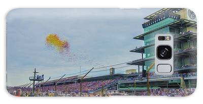 Indianapolis 500 May 2013 Balloons Race Start Galaxy Case