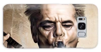 Jack Nicholson Galaxy Cases