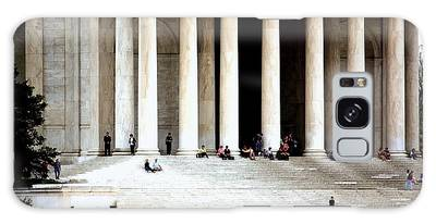Jefferson Memorial--a Day In The Life Galaxy Case