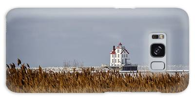 jewel of the Port Lorain Lighthouse Galaxy Case