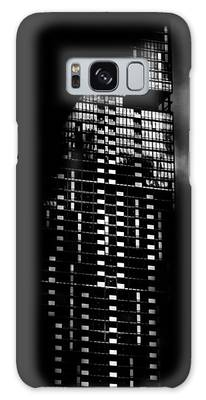 Galaxy Case featuring the photograph L Tower Toronto Canada by Brian Carson