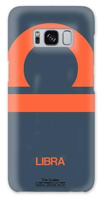 Libra Digital Art Galaxy Cases