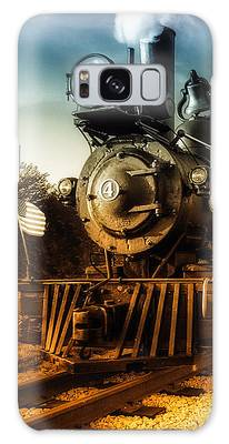 Locomotive Number 4 Galaxy Case