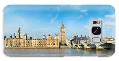 London Skyline Galaxy Case