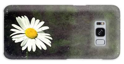 Lonesome Daisy Galaxy Case