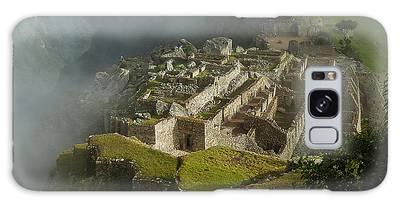 Machu Picchu Peru 2 Galaxy Case