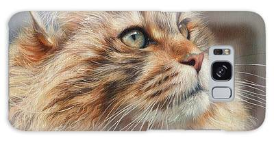 Main Coon Galaxy S8 Cases